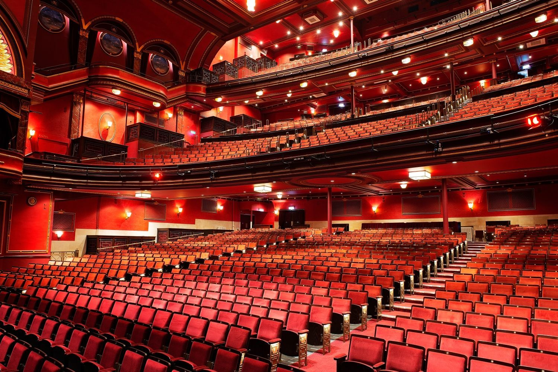 Mayflower Theatre auditorium view