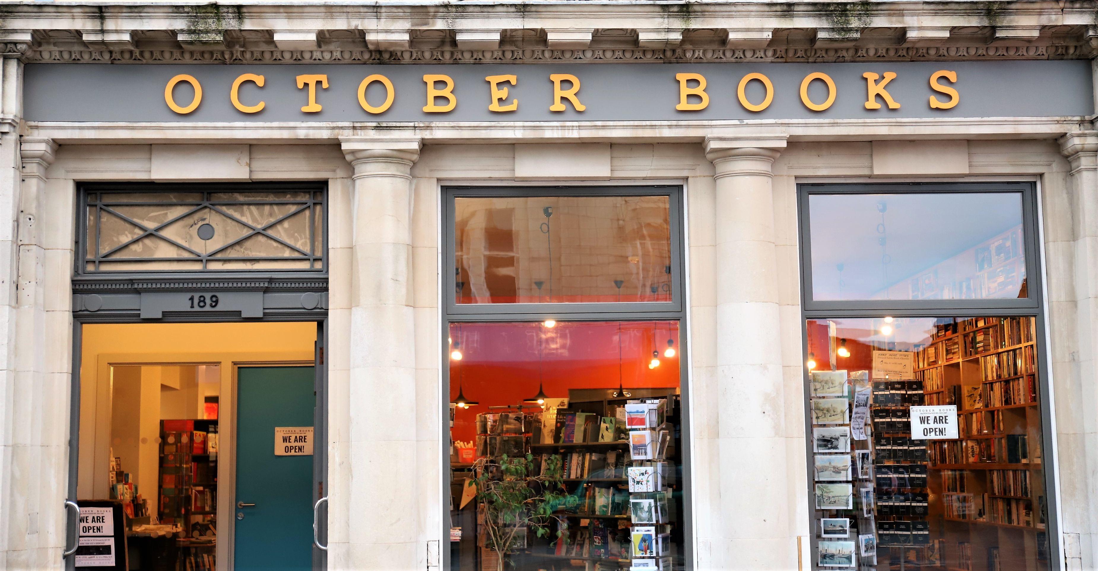 October Books