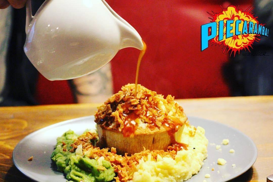 pie and mash at Piecaramba
