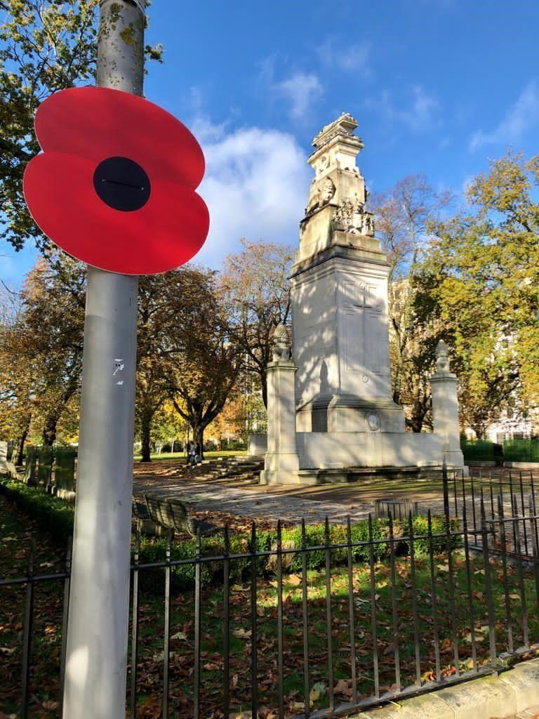Southampton war memorials