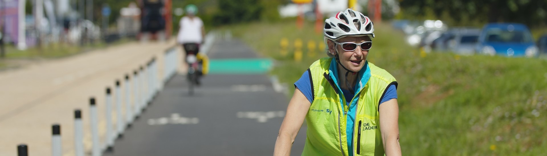 Cycle from Southampton to Totton