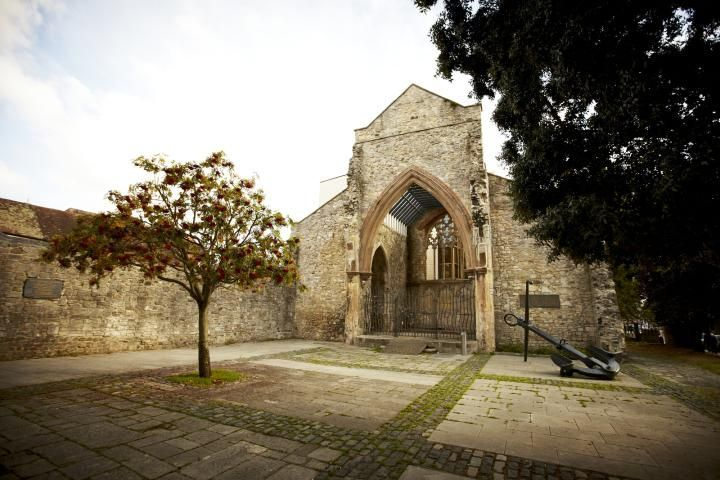 Holyrood Church