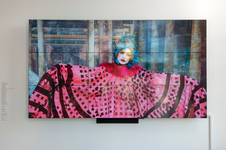 artwork at John Hansard Gallery