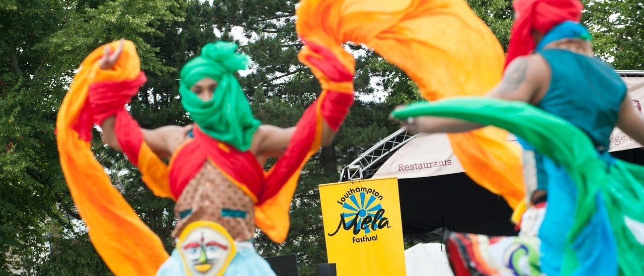Mela Festival Celebrates Southampton's Diversity