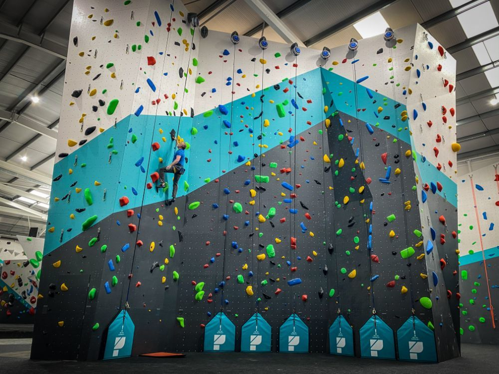 STUDENT ONLY OFFER: 50% off your first try at bouldering or Adult Intro to Climbing class at Parthian Climbing