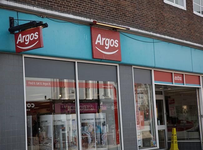 Argos (High Street)