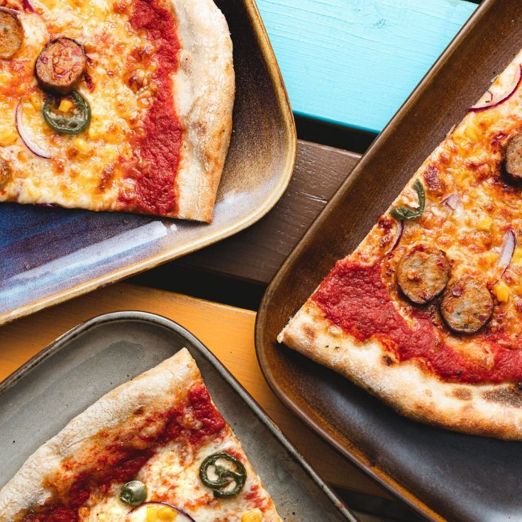 Get 15% Off the Biggest Pizzas in Southampton at Big Dough Co.