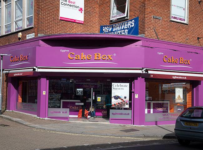 Cake Box hero