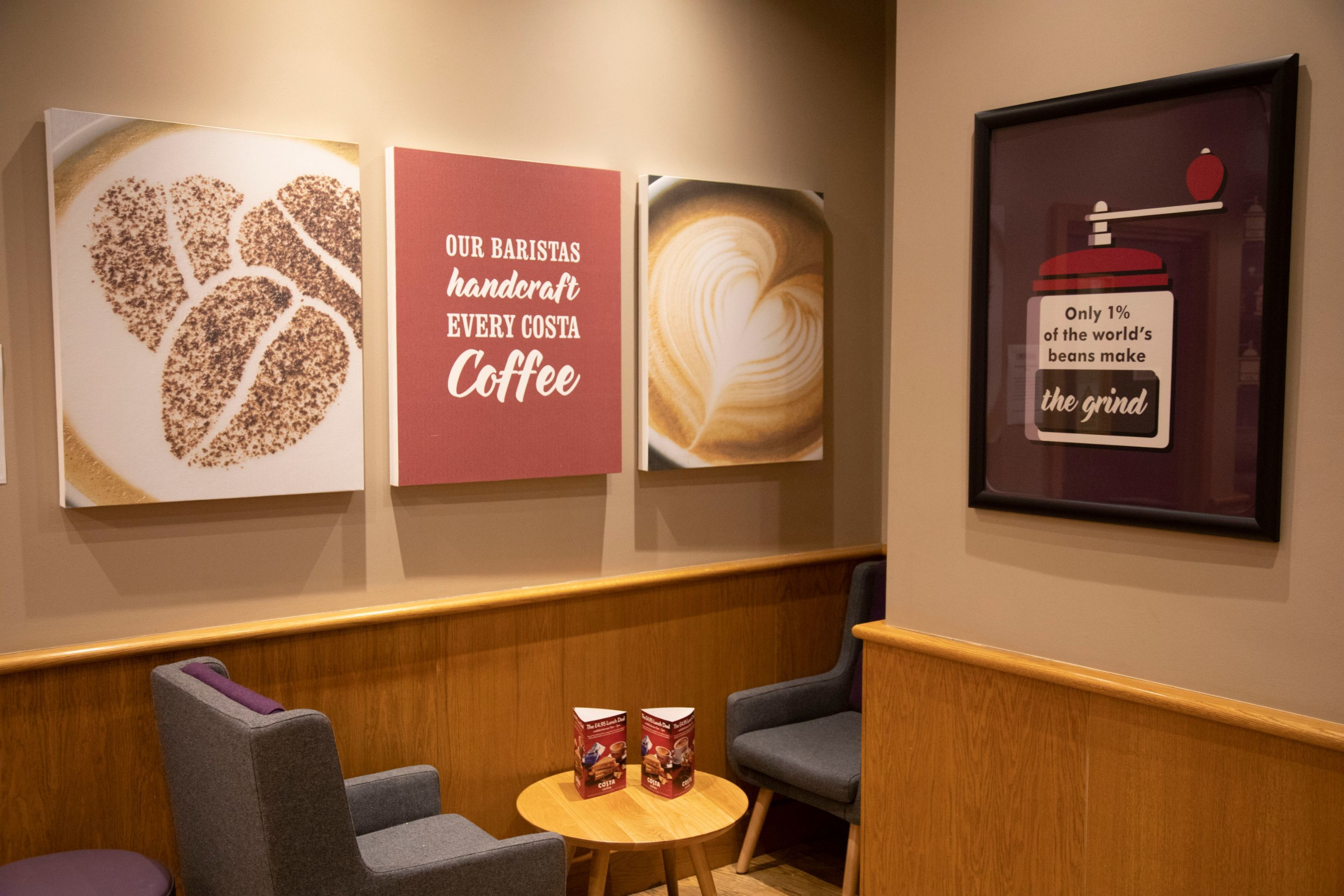 Costa Coffee (The Marlands)