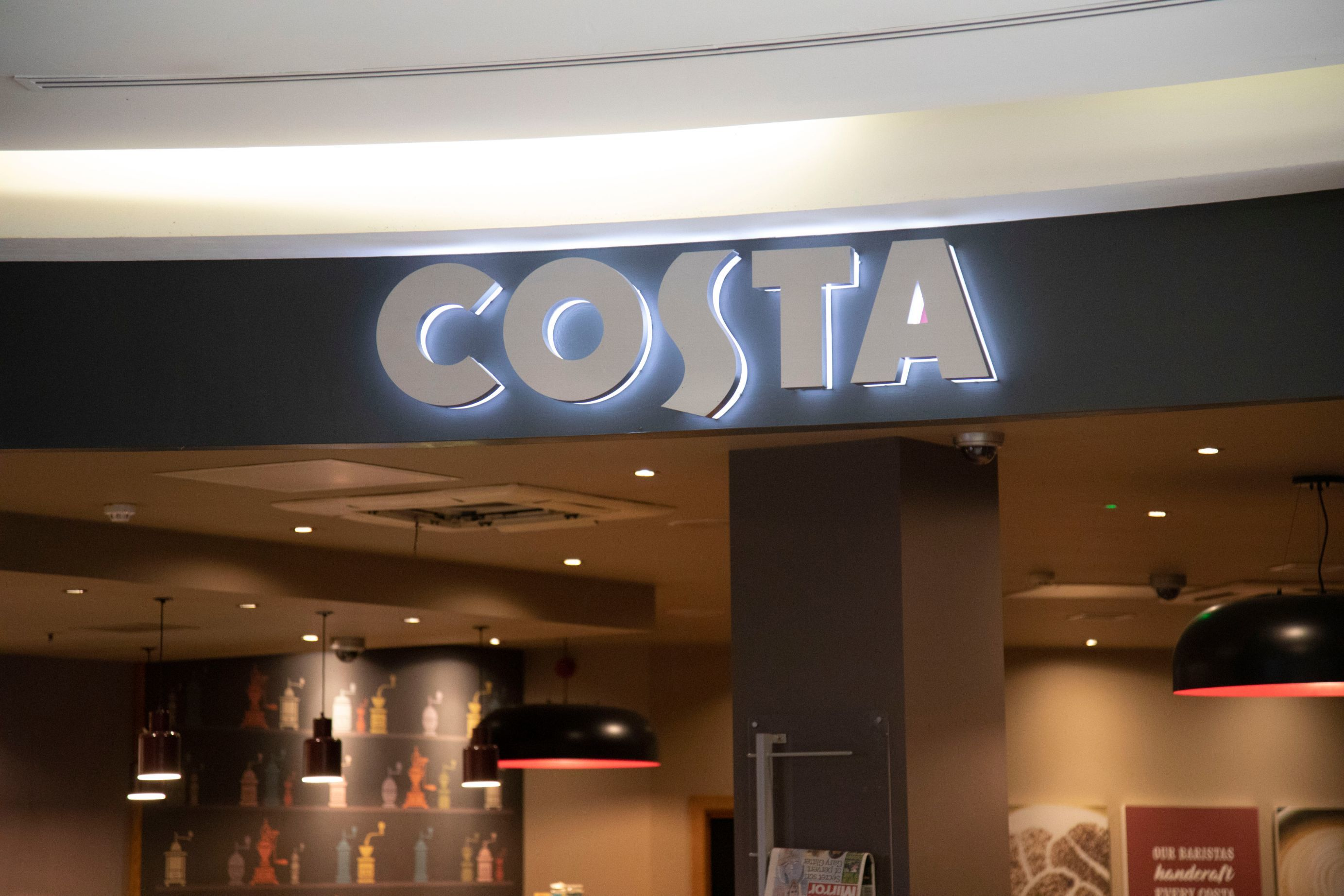 Costa Coffee (West Quay)