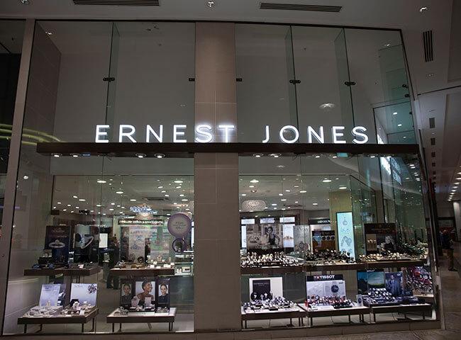 Ernest Jones Limited
