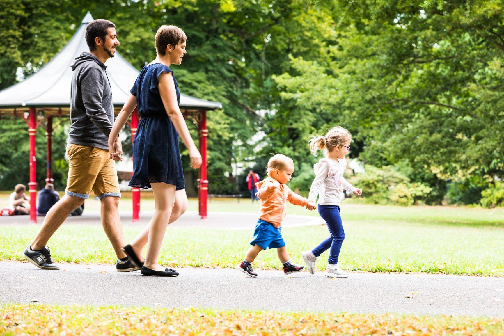 Five walks to try in October