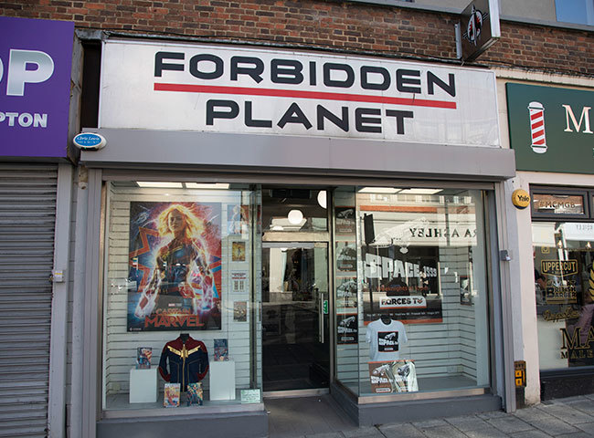 Forbidden Planet Ltd.