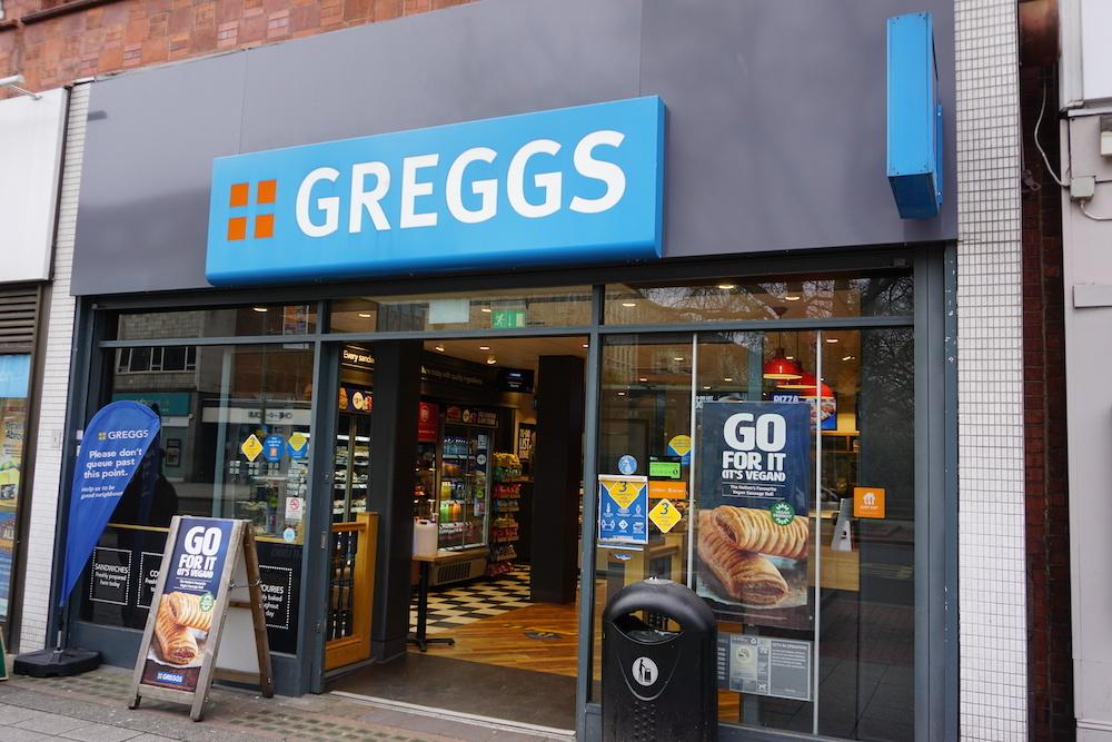 Greggs (Bar St)