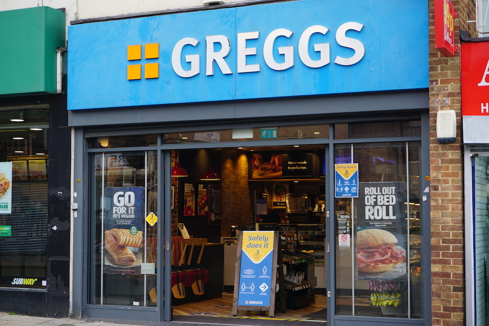 Greggs (East St)