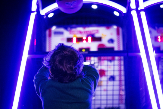 High Score Arcade