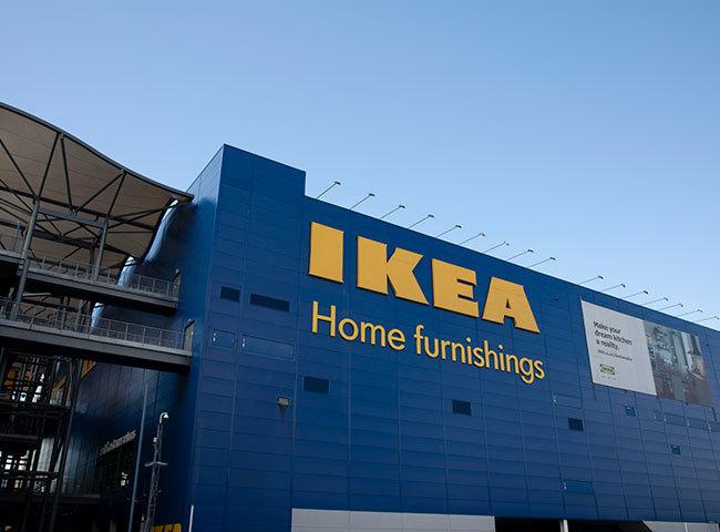 Ikea hero