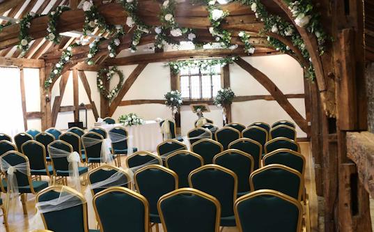 Inside Westgate Hall