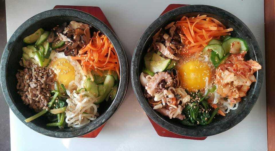 K.BAP - Korean BBQ Restaurant