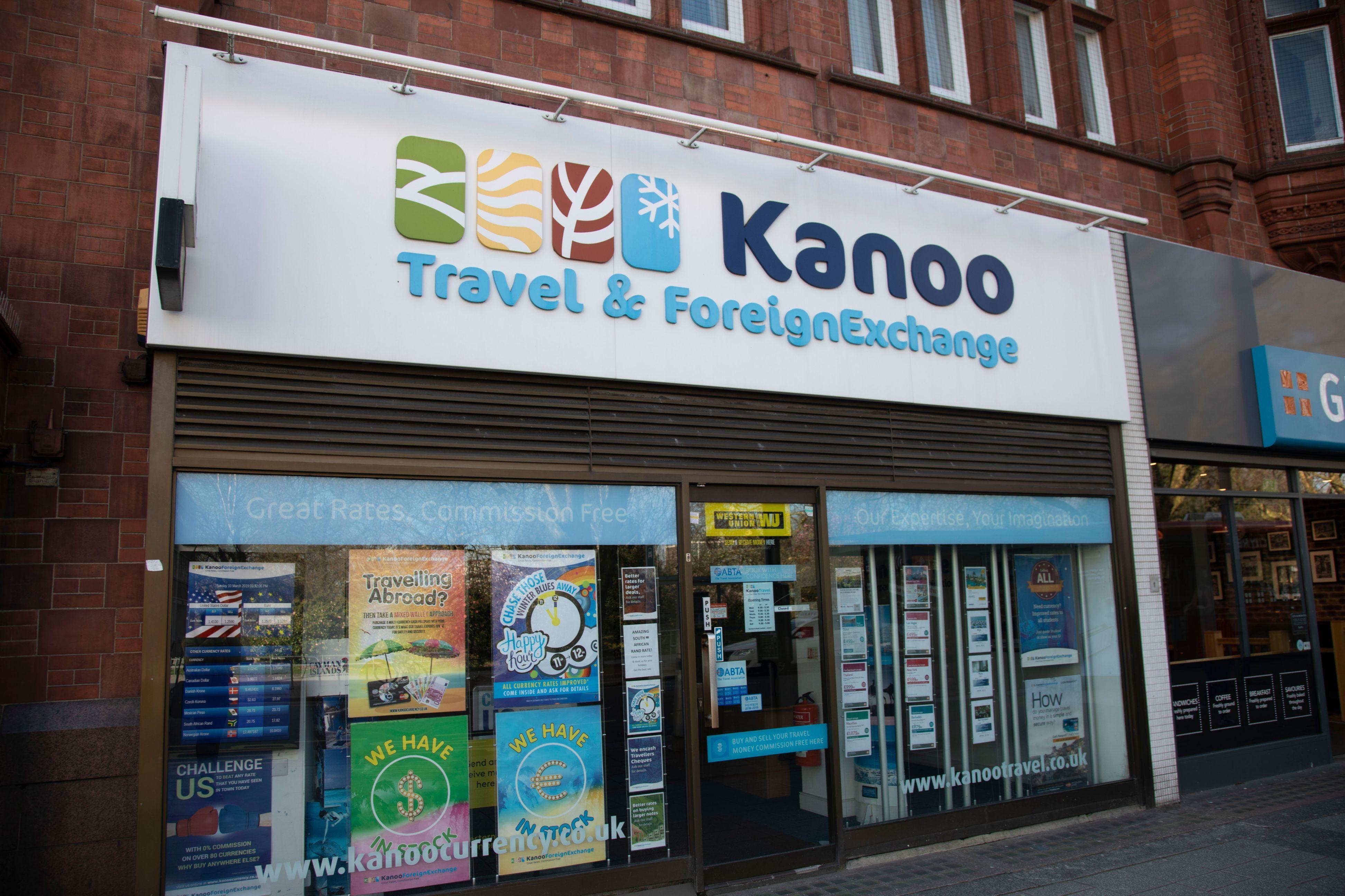Kanoo Travel