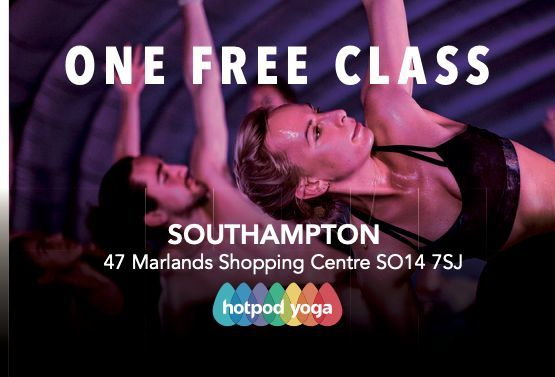 One free class for new customers