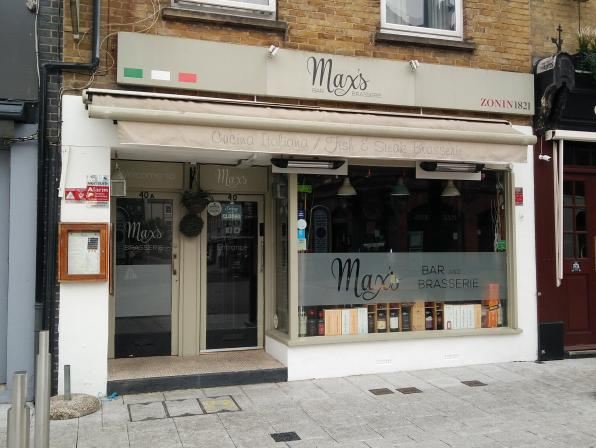 Max's Bar and Brasserie