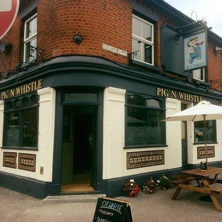 The Pig N' Whistle Pub