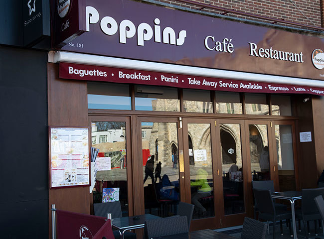 Poppins Café (Portswood)