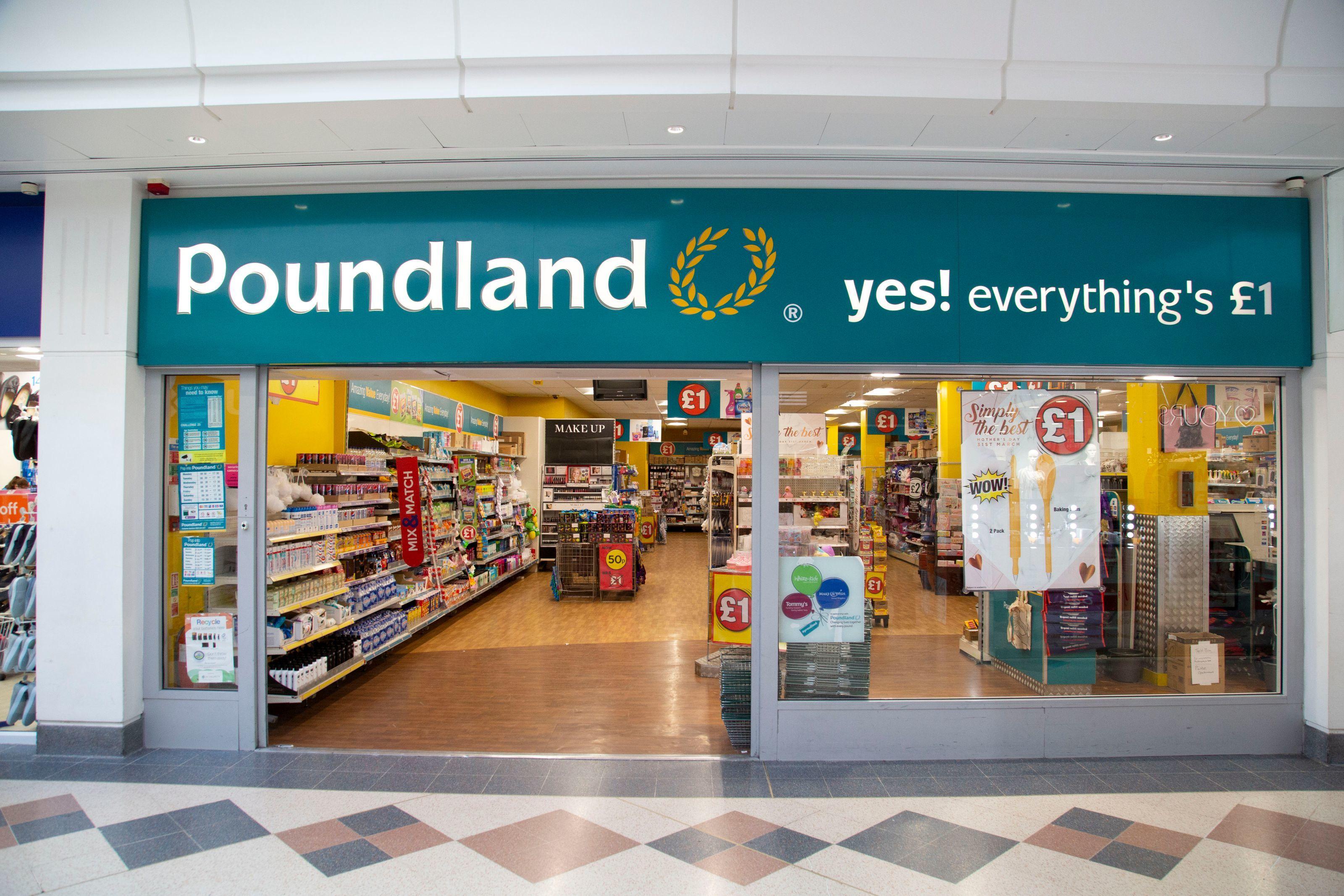 Poundland (Bar St)