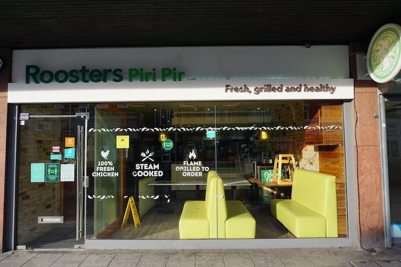 Roosters Piri Piri (London Rd)
