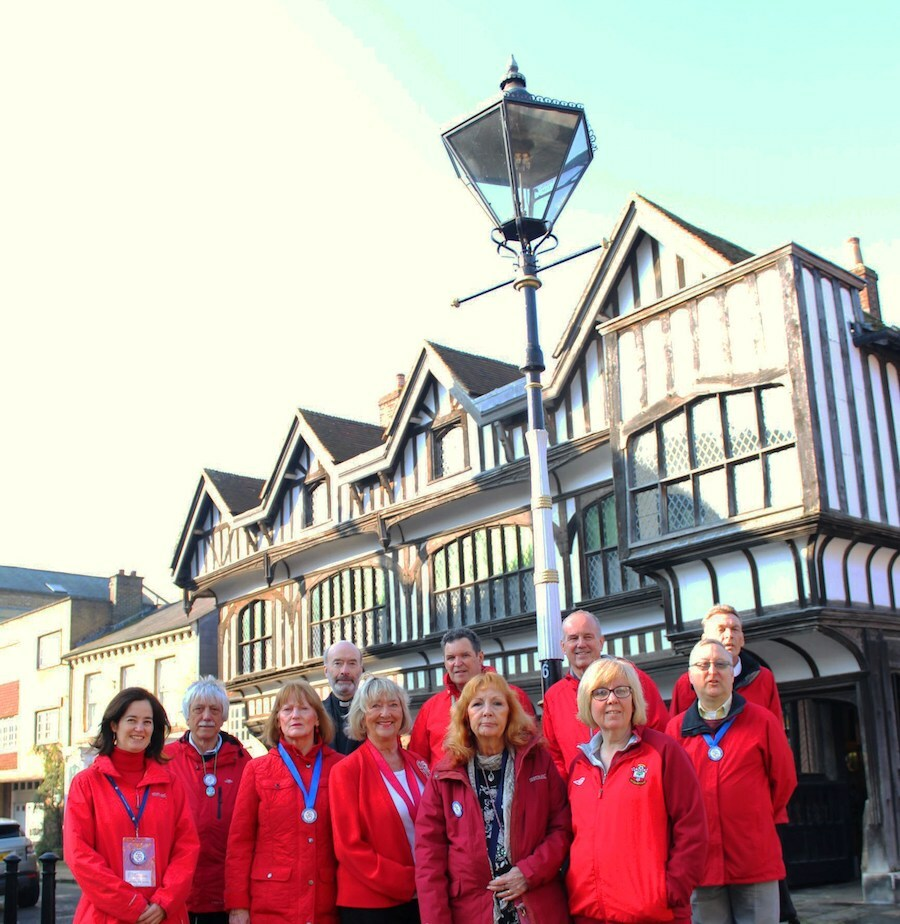 £1 off guided walks with SEE Southampton