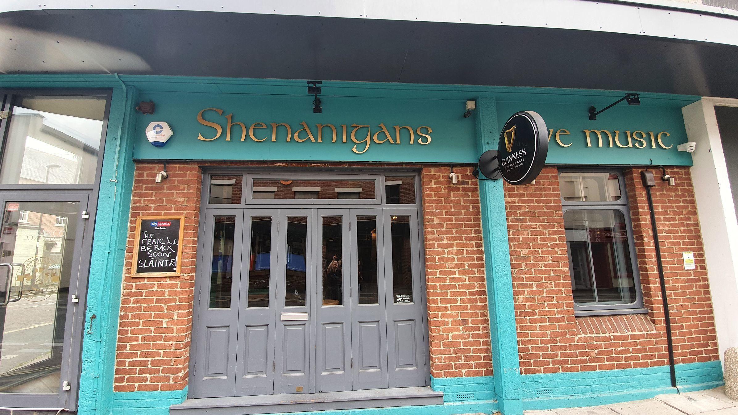 Shenanigans Irish Bar