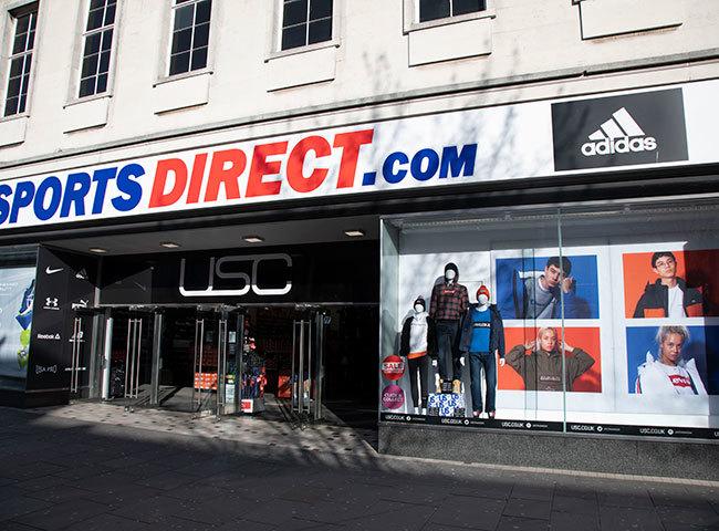 Modernización Competidores por ejemplo  Sports Direct | Visit Southampton