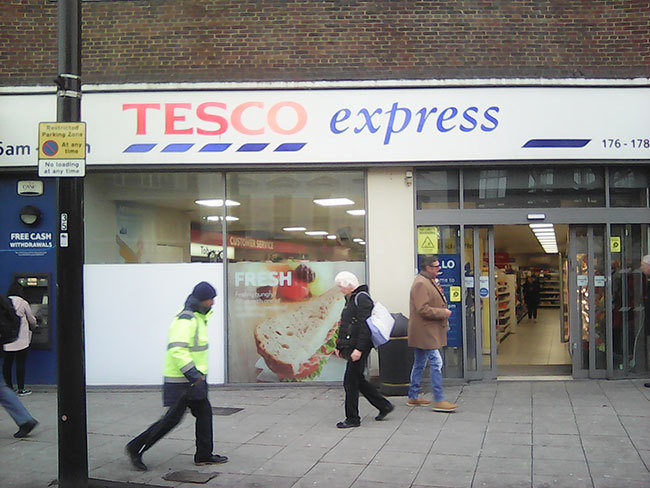 Tesco Express (London Road)