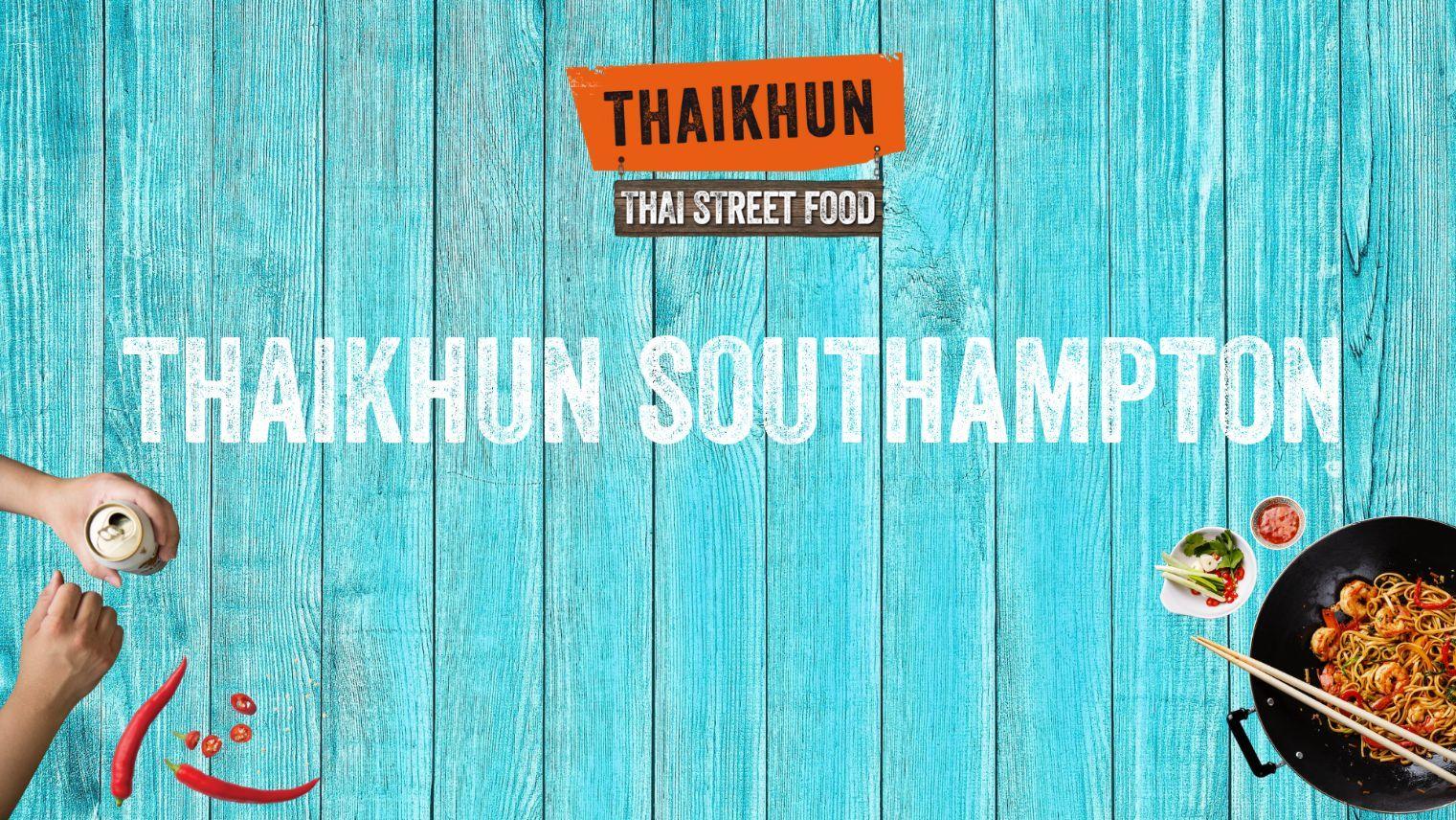 Thaikhun Southampton