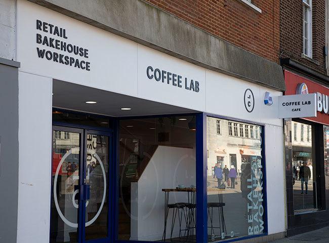Coffee Lab (2-4 London Rd)
