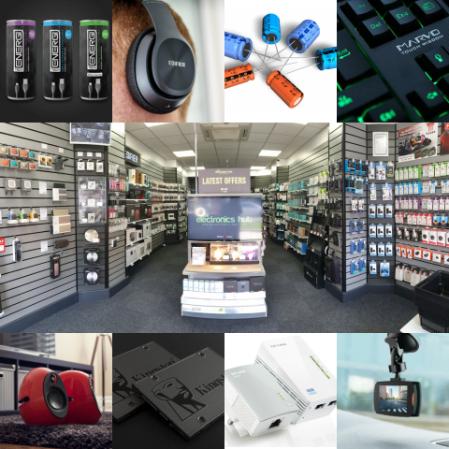 The Electronics Hub