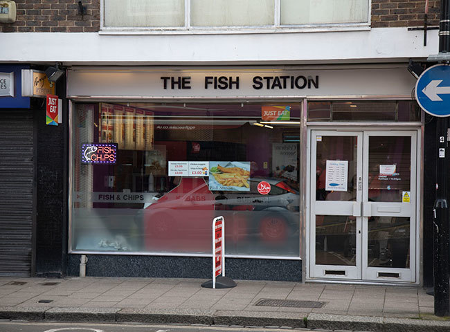 The Fish Station Visit Southampton