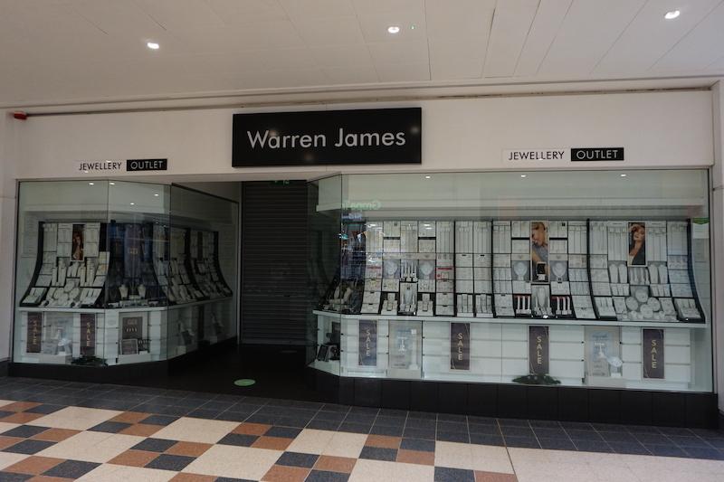 Warren James (Marlands)