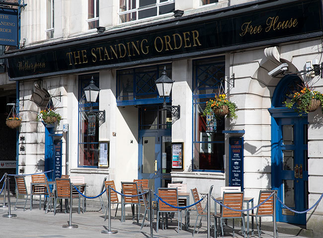 The Standing Order