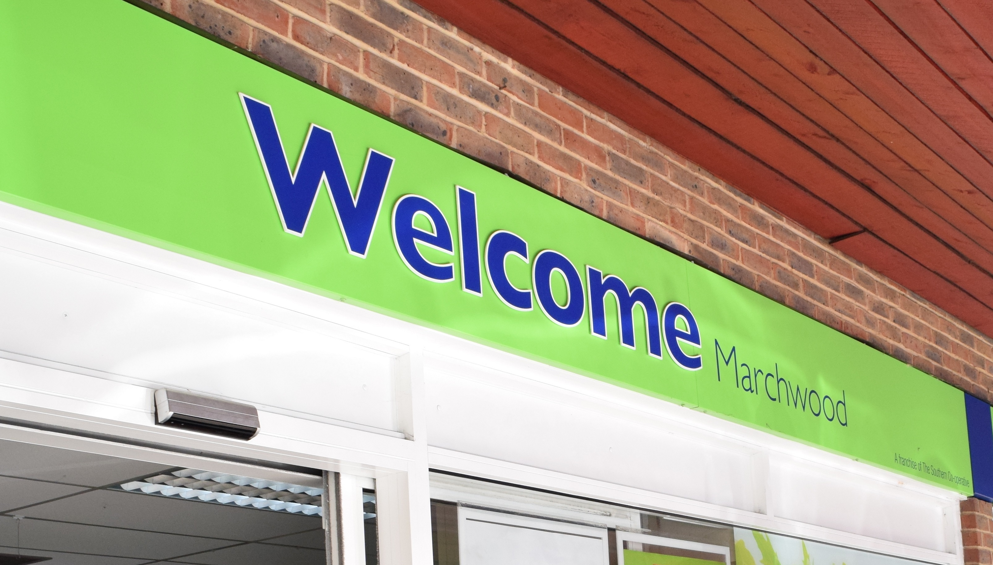 Welcome - Marchwood Village (Southern Co-op)
