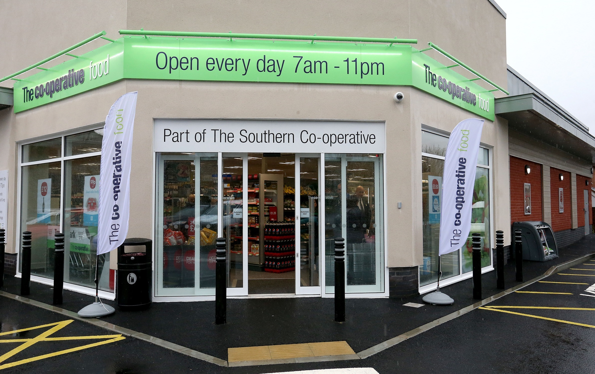 The Co-operative Food (3 High Street, West End)