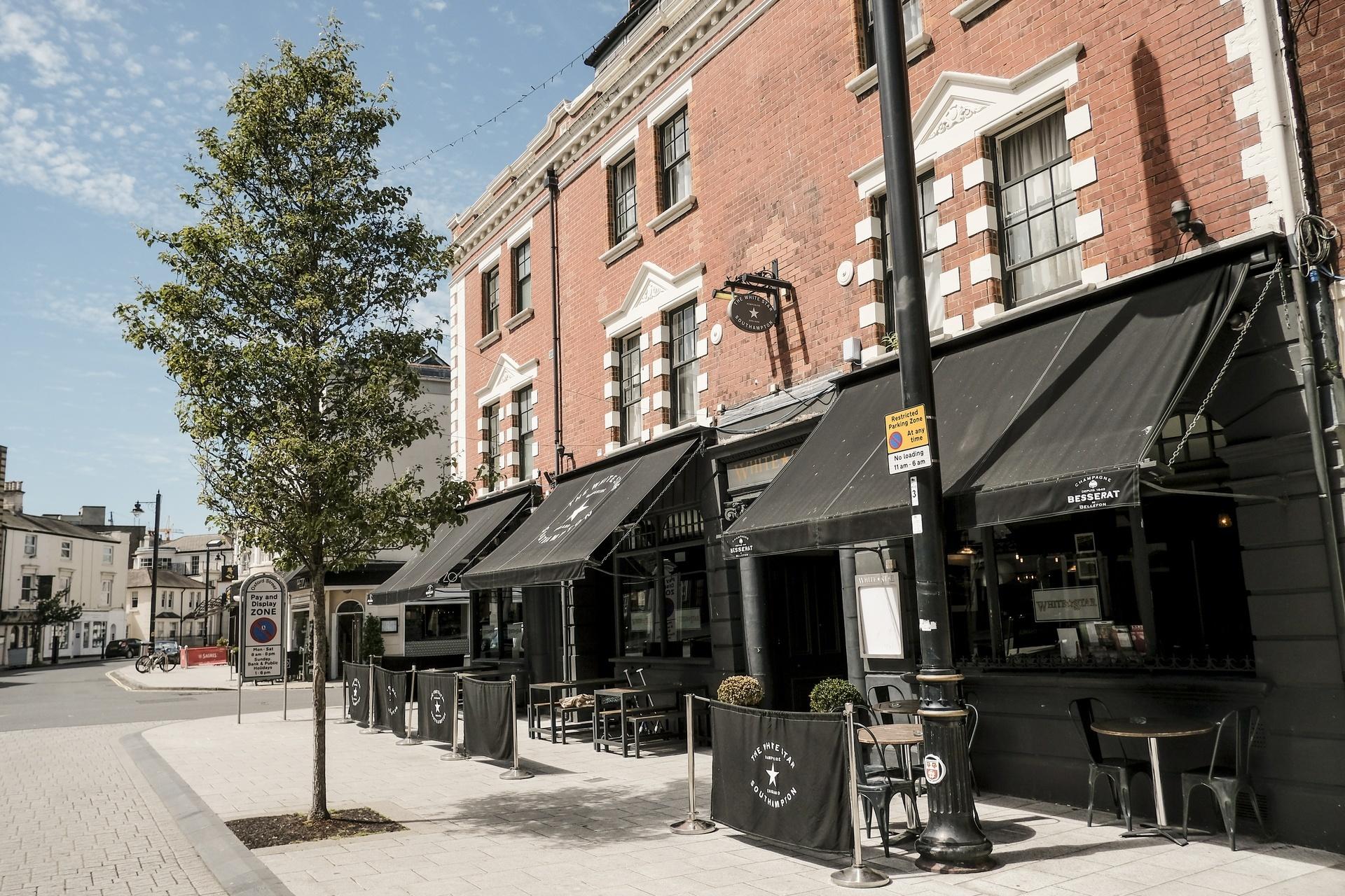 The White Star Tavern [Accommodation]