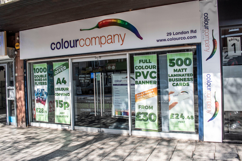 Colour Company Southampton Ltd