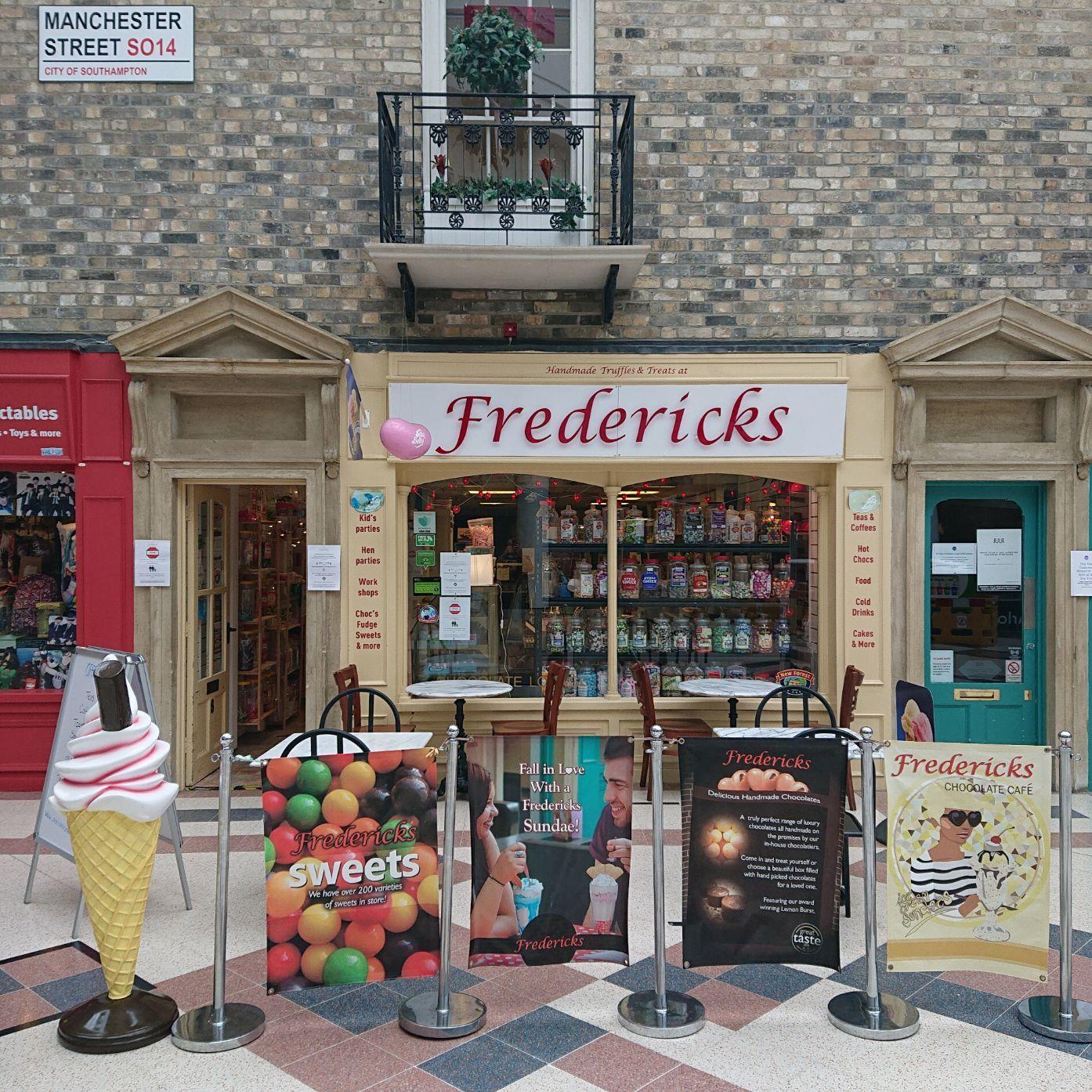 Fredericks Chocolates