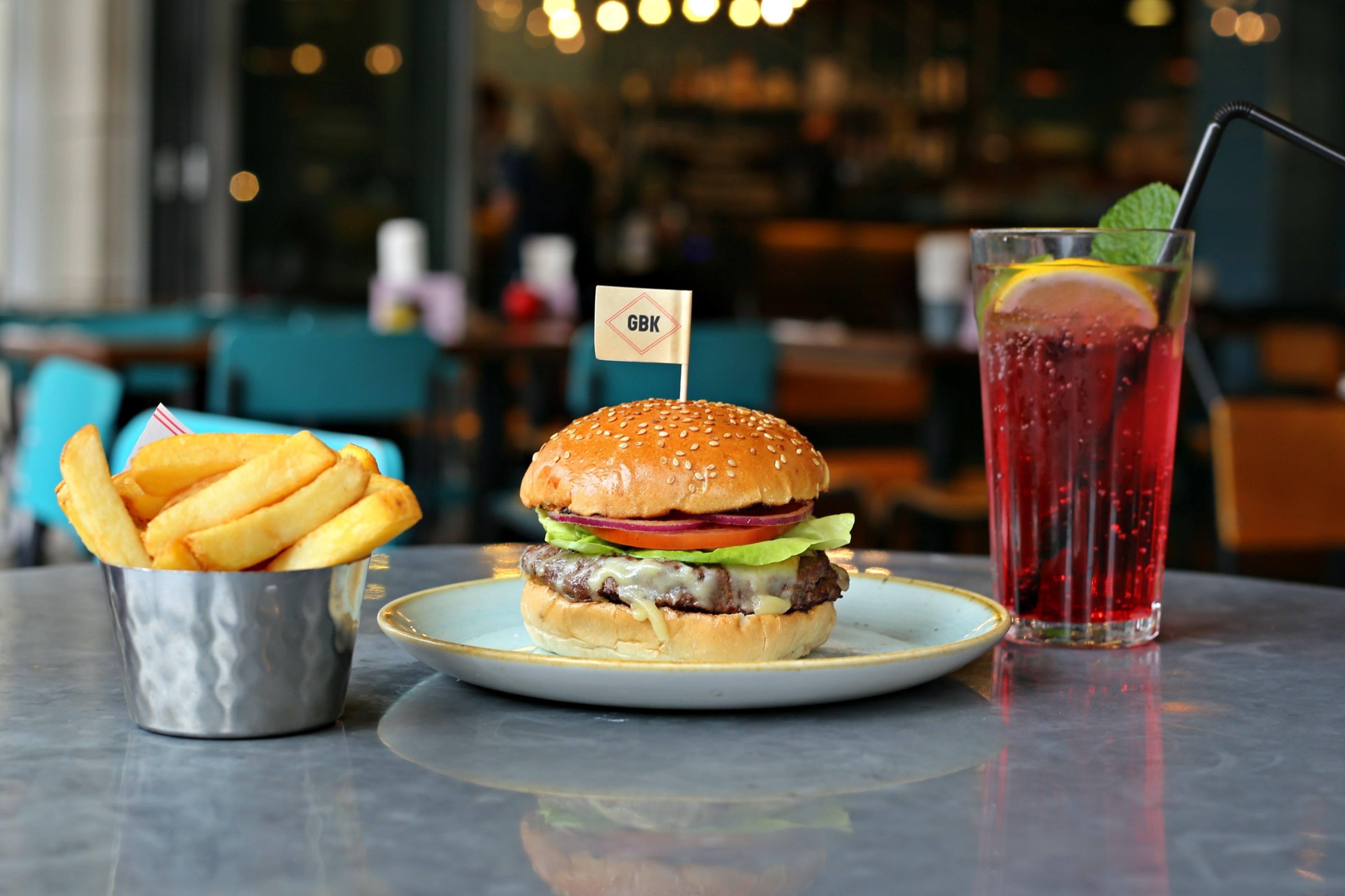 Gourmet Burger Kitchen limited