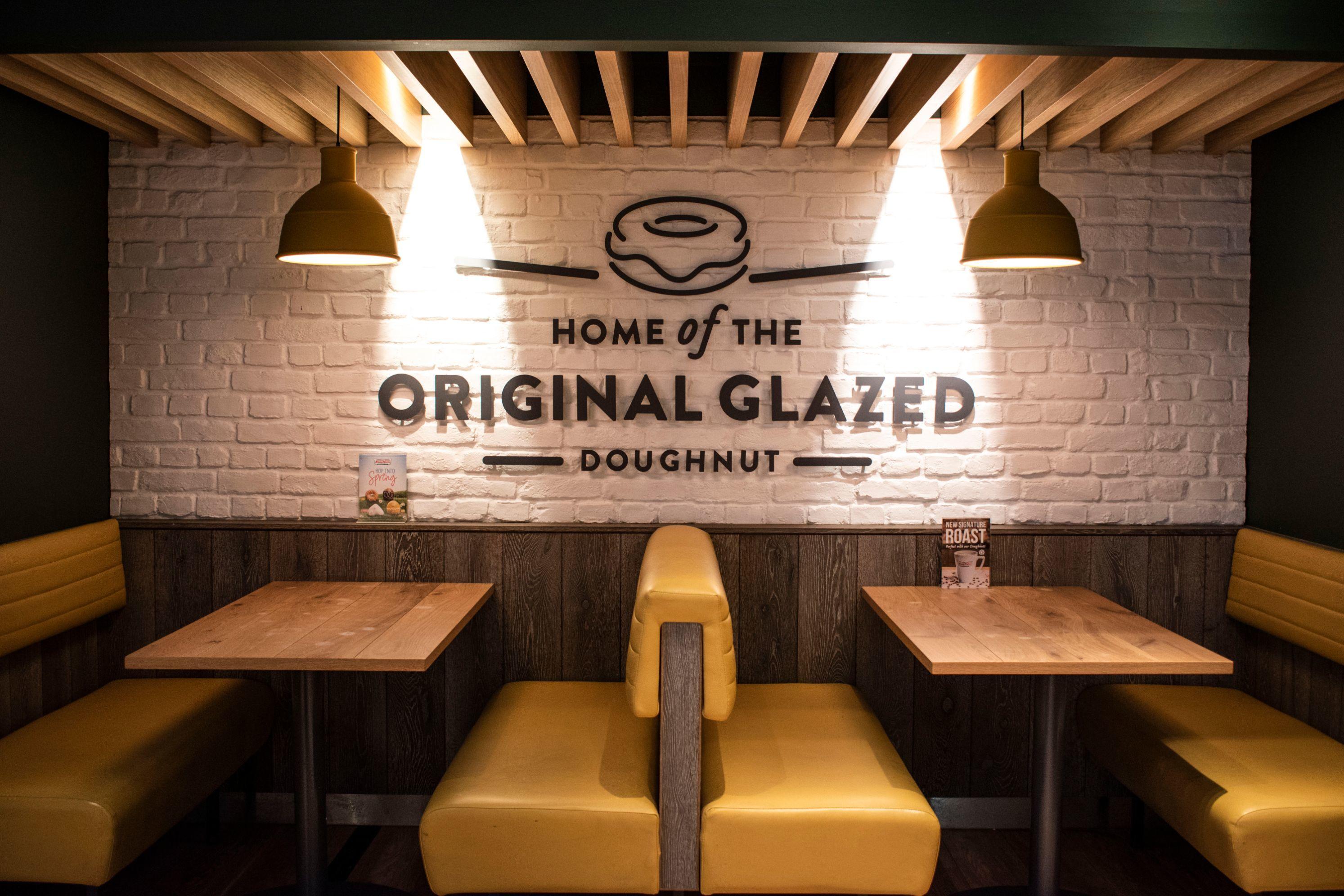 Krispy Kreme UK Ltd
