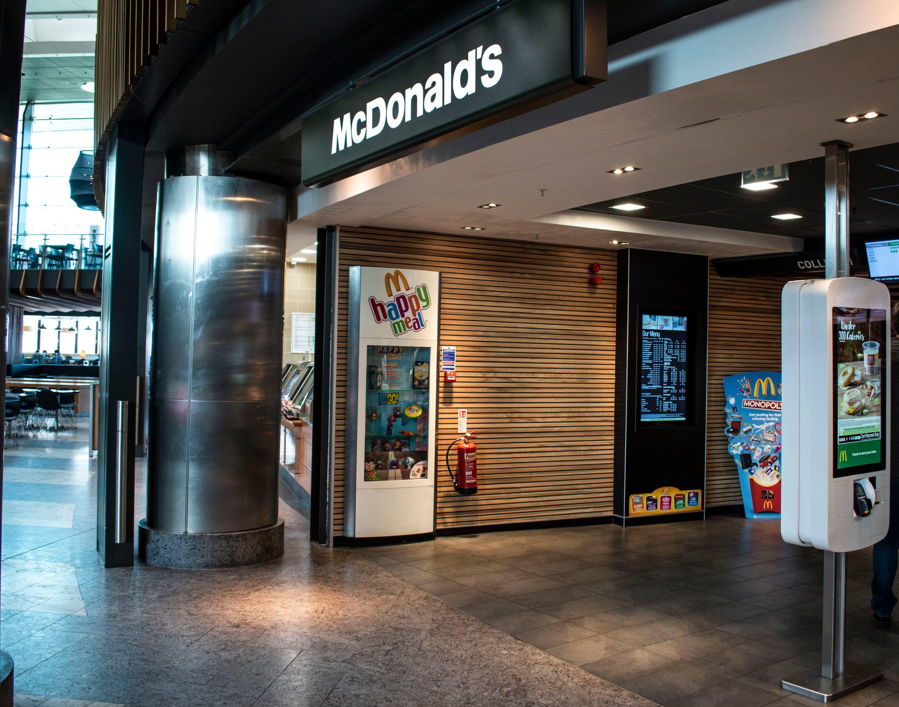 McDonalds (Shirley)