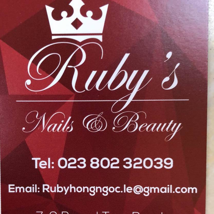 Ruby's Nails and Beauty