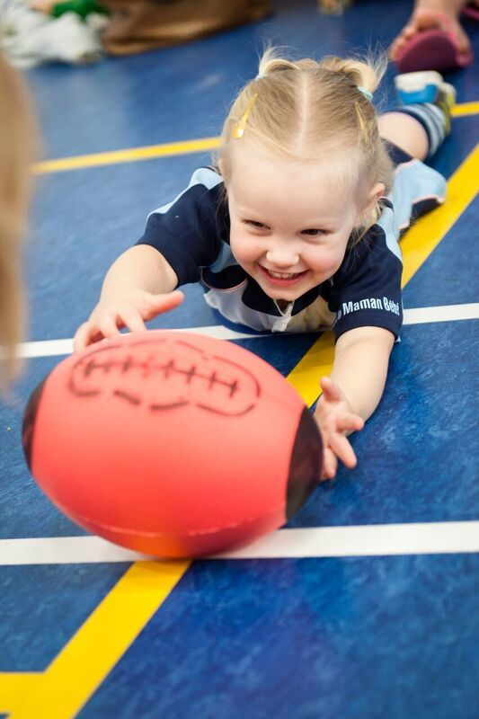 Rugbytots South Hampshire LLP